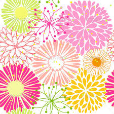 colorful flower patterns. Fine Colorful Colorful Flower Seamless Pattern  Patterns Decorative In O