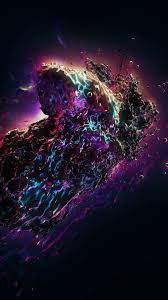 Amoled Black Abstract Wallpapers ...