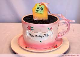 Totally Terrific Teapot Cakes