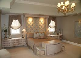 ... Classic tufted headboard design with gorgeous in-built lighting