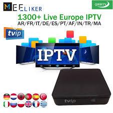 <b>SUBTV</b> 3 6 12 Months IPTV subscription for TVIP605 Europe ...