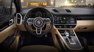 2018 porsche suv interior. wonderful interior porsche  the new cayenne turbo models with 2018 porsche suv interior r