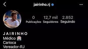 Dr Jairinho exclui publicações no Instagram em meio à investigação do 'caso  Henry' - ISTOÉ Independente