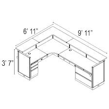 Standard Desk Dimensions Metric Getvelvet Co