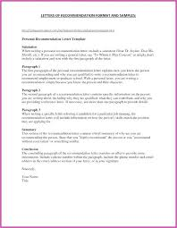 College Recommendation Letter From Family Friend Sample Awesome Personal Character Reference Letter Templates Free