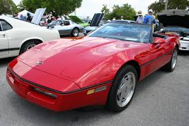 1990 Chevrolet Corvette c4 convertible – pictures, information and ...