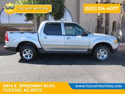 Used 2004 Ford Explorer Sport Trac XLT in Tucson