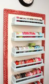 View in gallery. These IKEA spice racks ...