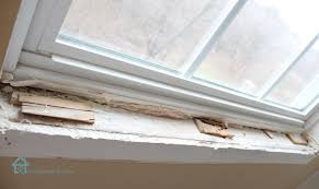 Best Window Caulk Exterior Window Sill Replacement Cost Use Pry Bar To Remove Old