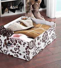 Decorative Fabric Storage Boxes Use fabric or plastic bins baskets and decorative boxes to 16