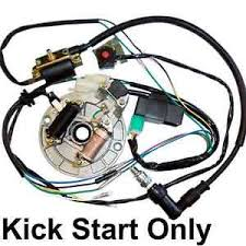 125cc pit bike wiring diagram 125cc image wiring watch more like chinese dirt bike wiring diagram on 125cc pit bike wiring diagram