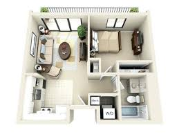 studio or one bedroom apartment one bedroom apartment floor plans d and studio  apartment floor 1 . studio or one bedroom apartment ...