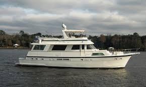 Tide Chart Orange Beach Alabama 63 Hatteras Lead Dog 1987 Orange Beach Denison Yacht Sales