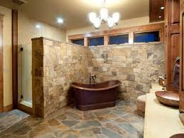 rustic bathroom tile designs. Contemporary Bathroom Magnificent Rustic Tiles For Bathroom 20329 Home Designs Gallery Throughout  Tile 6 On D