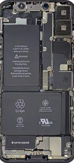 Ifixit Battery Hd iPhone X Wallpapers ...