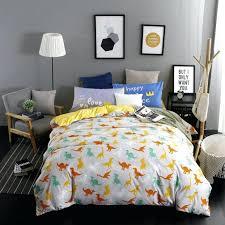 dinosaur bedding set double dinosaur duvet covers home textilesdinosaur family style bedding sets 3 4pcs duvet