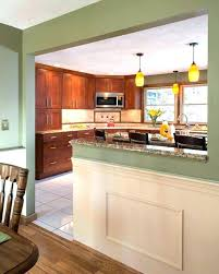 kitchen half wall ideas image result for dining room give me this small decorating clocks 2017