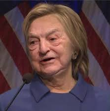 no makeup you mugeek confident clinton hillary clinton post election episode with hallelujah hillary aged