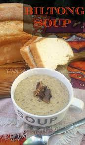 biltong soup delicious rich and hearty soup made using traditional