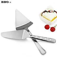 Ice Cream Server 2pcs Lot Stainless Steel Home Party Baking Cake Shovel Knife Pizza