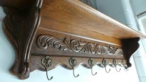 Coat Rack Melbourne French Wall Coat Rack French Antiques Melbourne English Antiques 47