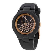 adidas watches jomashop adidas aberdeen black dial men s watch