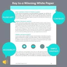 Microsoft Publisher Format Industry Council White Paper Details File Format Example