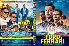 Как противостояние ford и ferrari определило историю автоспорта хх века. Covercity Dvd Covers Labels Ford V Ferrari