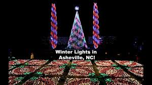 Winter Lights In Asheville Nc Arboretum The Paleo Mama