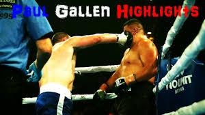 Paul Gallen Highlights HD - YouTube