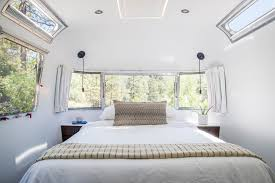 Airstream Interior Design Minimalist Unique Design Inspiration