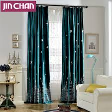 Patterned Curtains For Living Room Modern Patterned Curtains Promotion Shop For Promotional Modern