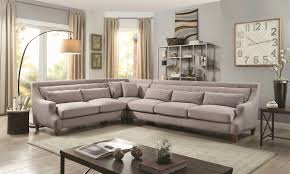 sutton place piece grey sectional  haynes furniture virginia's