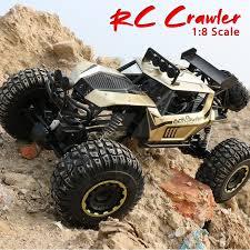 RC Crawler <b>1</b>/<b>8 Big</b> Scale Rock Climbing Car Extreme Sport Hobby ...
