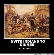 Memes Vault Thanksgiving Indian Memes via Relatably.com