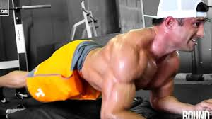 How To Get Six Pack Abs In 4 Minutes: Extreme Plank Workout - YouTube