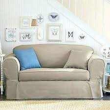 2 piece sofa slipcover get ations a sure fit stretch