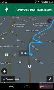 Google Maps Navigation Goes Live In Panama