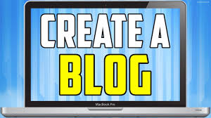 Image result for how to create a blog