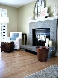 Best 25+ Paint fireplace ideas on Pinterest | Brick fireplace ...
