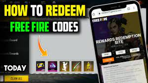 Garena Free Fire Redeem Code 23 May (today) get working code reward