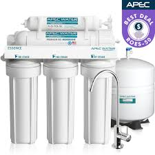 roes 50 essence 5 stage 50 gpd reverse osmosis drinking water system
