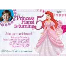 Personalise Disney Princess Party Stickersthank You Seals