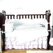 leopard crib sheet cheetah crib bedding set baby animal safari leopard 9 piece print pink cheetah crib bedding