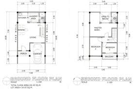 Floor Plan Small Apartment House Plans