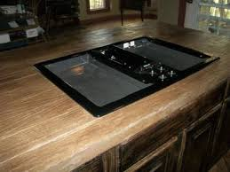 decorative concrete countertops with stained concrete sealer