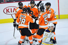 flyers win today flyers vs sabres preview start time lineups tv coverage and live