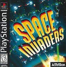 sony playstation 1 games. space invaders (sony playstation 1, 1999) sony playstation 1 games