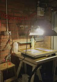 diy exposure unit screen printing sika