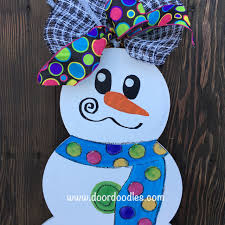 reversible pumpkins snowman double sided fall thru winter wood wooden door hanger sign hang wreath